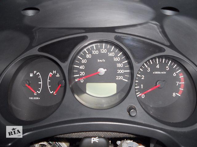 продам Б/у панель приборов/спидометр/тахограф/топограф для легкового авто Subaru Forester бу в Львове
