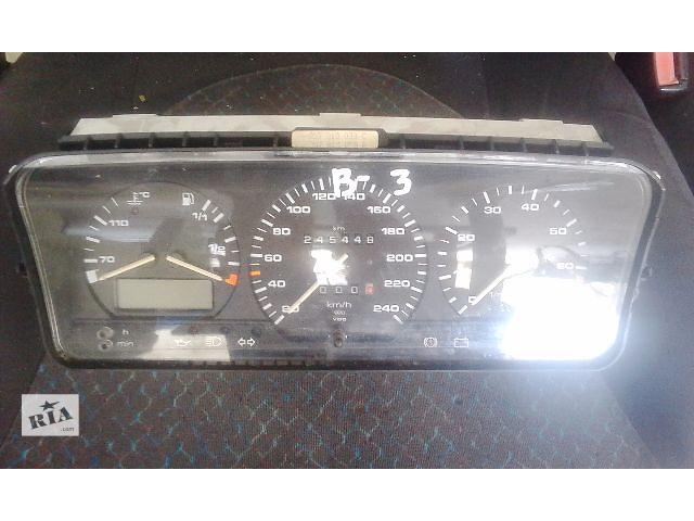 Б/у панель приборов/спидометр/тахограф/топограф для седана Volkswagen B3 1996- объявление о продаже  в Бучаче