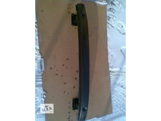 бу Б/у підсилювач заднього/переднього бампера для хетчбека Skoda Fabia 1999-2007 в Львове