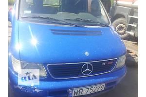 б/у Пластик под лобовое стекло Mercedes Vito груз.