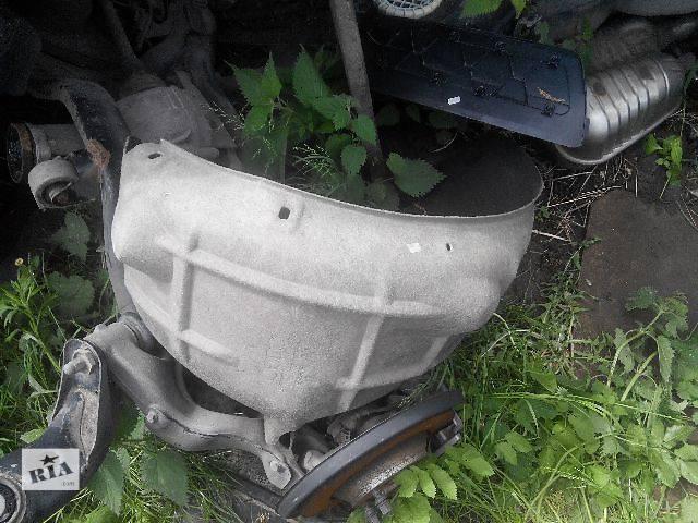 бу б/у Подкрылок задний левый 4f0810171d Легковой Audi A6 Allroad 2007 в Львове
