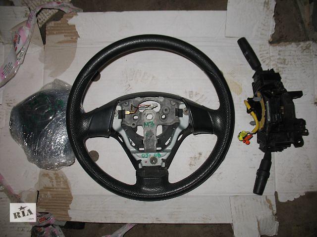 купить бу Б/у подрулевой переключатель для легкового авто Mazda 3 2006 в Луцке