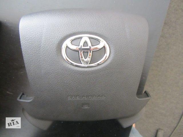 бу Б/у подушка безопасности для кроссовера Toyota Land Cruiser 200 2008 в Киеве