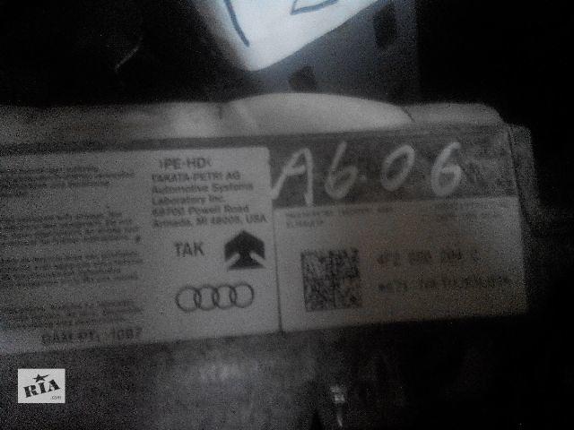 бу Б/у подушка безопасности для седана Audi A6 2006 в Львове