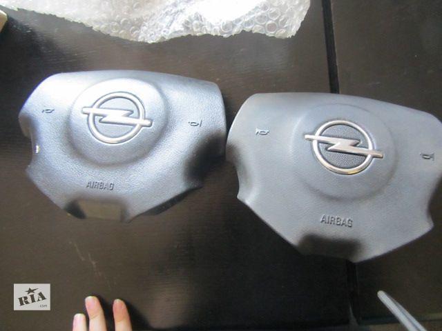 продам Б/у подушка безопасности в руль на Opel Vectra C бу в Киеве