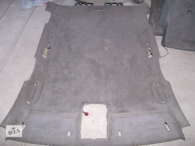 бу Б/у потолок для легкового авто Porsche Cayenne Turbo 2005 в Днепре (Днепропетровске)