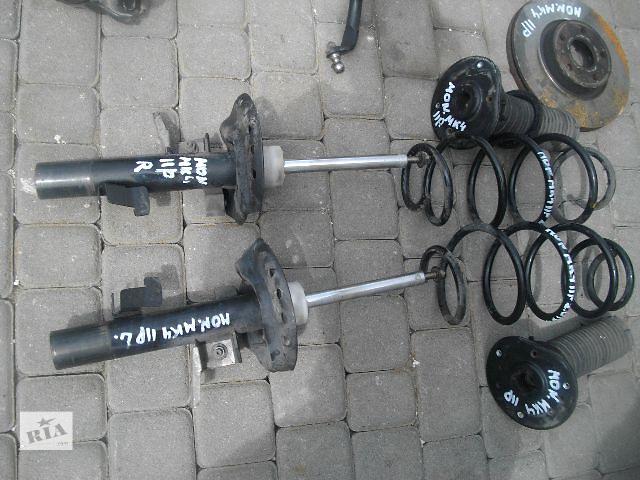 продам Б/у пружина задняя/передняя для легкового авто Ford Mondeo 2010 бу в Львове