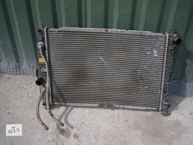 купить бу Б/у радиатор для легкового авто Chevrolet Aveo в Луцке