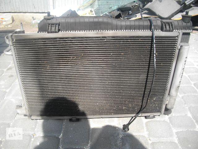 купить бу Б/у радиатор для легкового авто Ford Fiesta 2010 в Львове