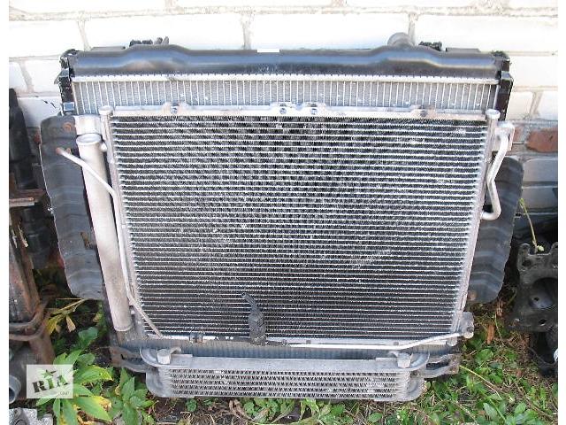 Б/у радиатор для легкового авто Kia Sorento 2005- объявление о продаже  в Луцке
