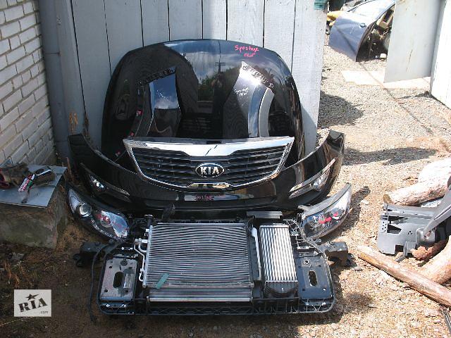 бу Б/у радиатор для легкового авто Kia Sportage 2010 в Луцке