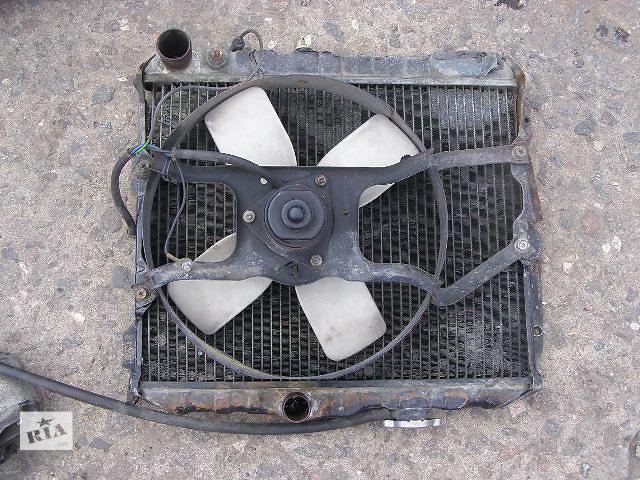 Б/у радиатор для легкового авто Mitsubishi Colt 1.2- объявление о продаже  в Новой Каховке