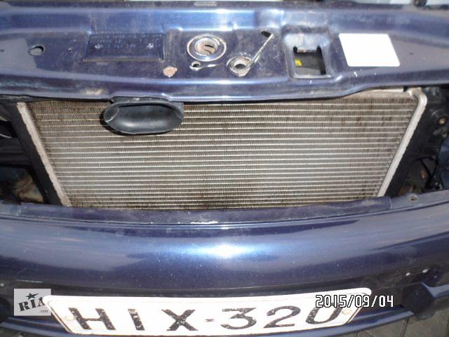 Б/у радиатор для легкового авто Opel Astra G- объявление о продаже  в Умани