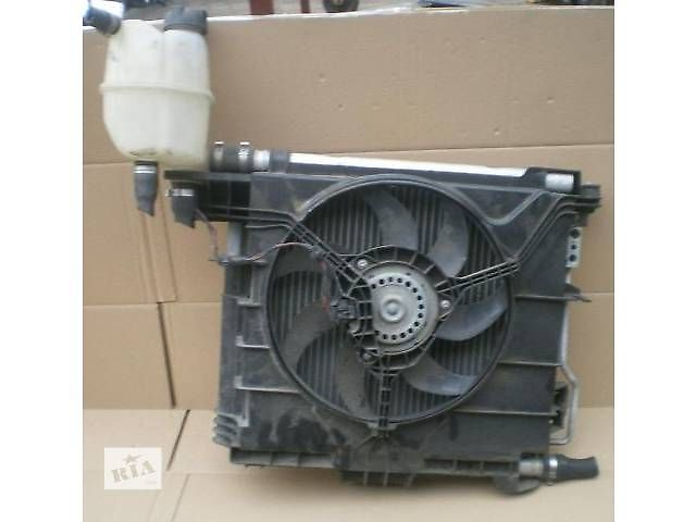 бу Б/у радиатор для легкового авто Smart Fortwo в Тернополе