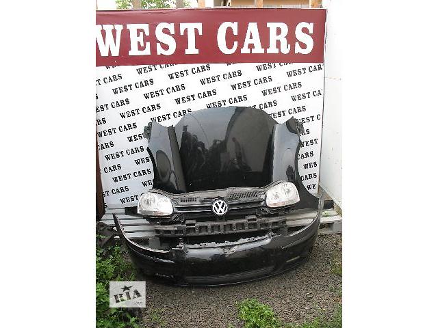 Б/у радиатор для легкового авто Volkswagen Golf V- объявление о продаже  в Луцке