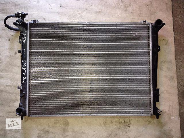 Б/у радиатор для седана Hyundai Sonata 2007- объявление о продаже  в Ровно