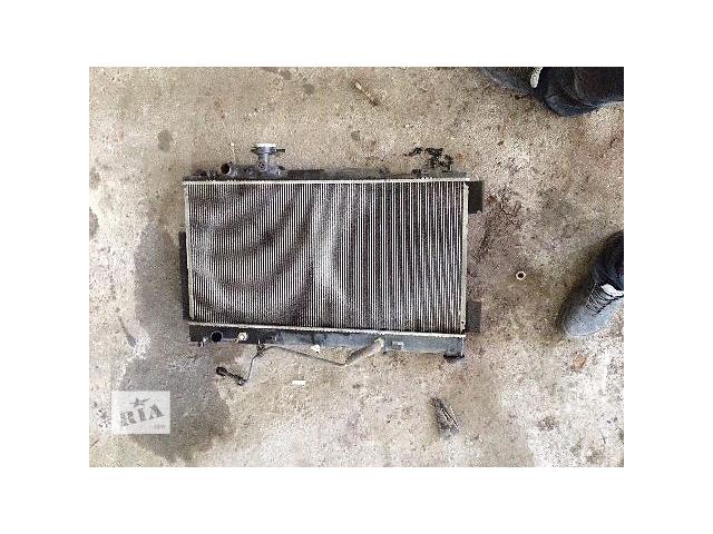 купить бу Б/у радиатор для седана Mazda 6 2010 в Ровно