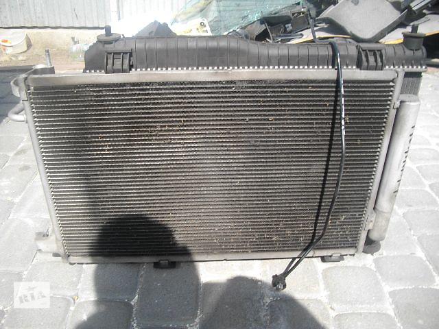бу Б/у радиатор кондиционера для легкового авто Ford Fiesta 2010 в Львове