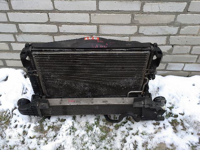 купить бу Б/у радиатор кондиционера для легкового авто Mercedes E-Class 2005 в Луцке
