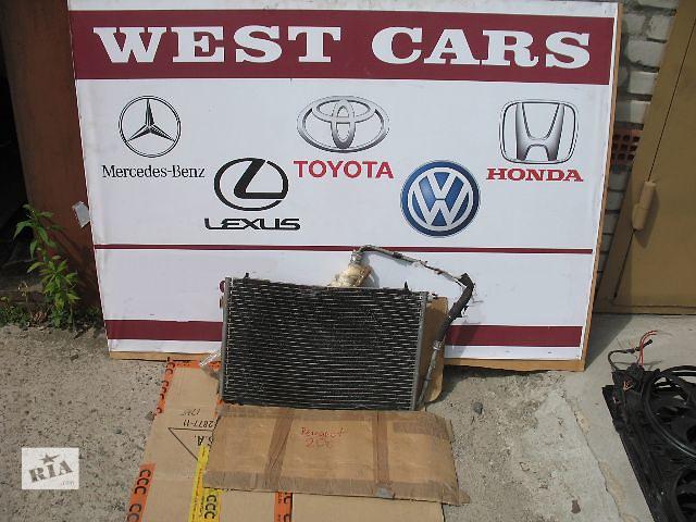 продам Б/у радиатор кондиционера для легкового авто Peugeot 206 бу в Луцке