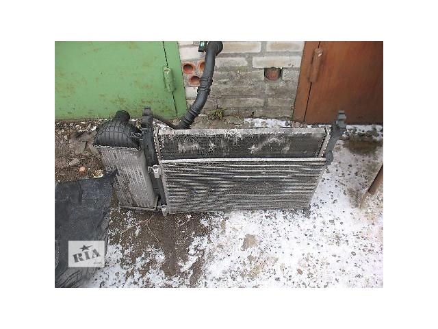 купить бу Б/у радиатор кондиционера для легкового авто Renault Kangoo 2010 в Луцке