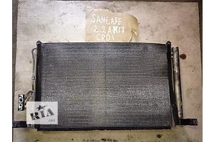 б/у Радиаторы кондиционера Hyundai Santa FE