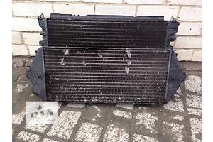 б/у Радиатор интеркуллера Fiat Scudo