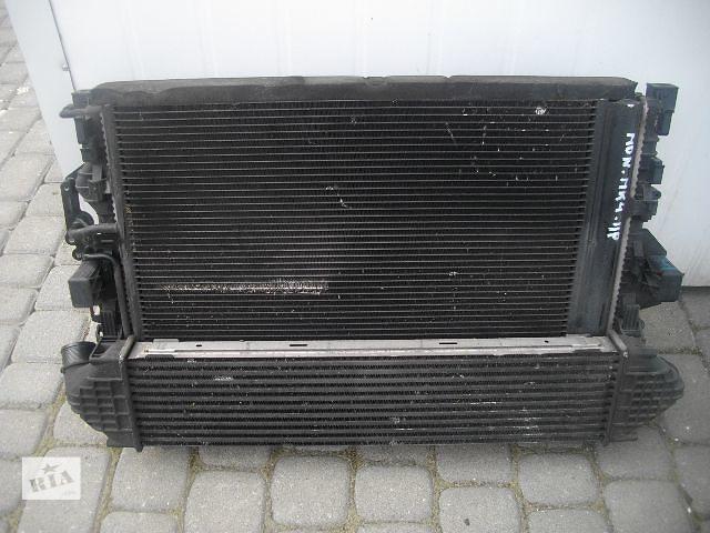 Б/у радиатор интеркуллера для легкового авто Ford Mondeo 2011- объявление о продаже  в Львове