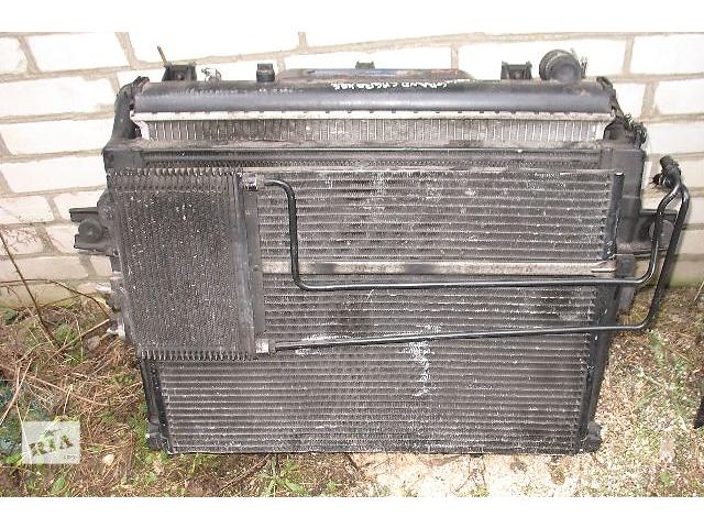 купить бу Б/у радиатор интеркуллера для легкового авто Jeep Grand Cherokee 2001 в Луцке