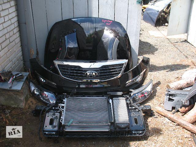 продам Б/у радиатор интеркуллера для легкового авто Kia Sportage 2010 бу в Луцке
