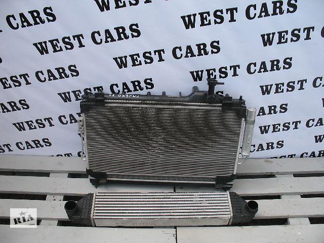 купить бу Б/у радиатор интеркуллера для легкового авто Mitsubishi Outlander 2013 в Луцке