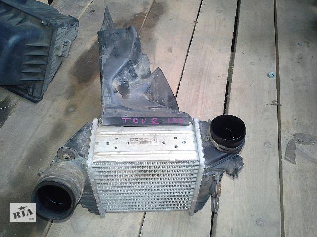 Б/у радиатор интеркуллера для легкового авто Skoda Octavia Tour Combi- объявление о продаже  в Луцке