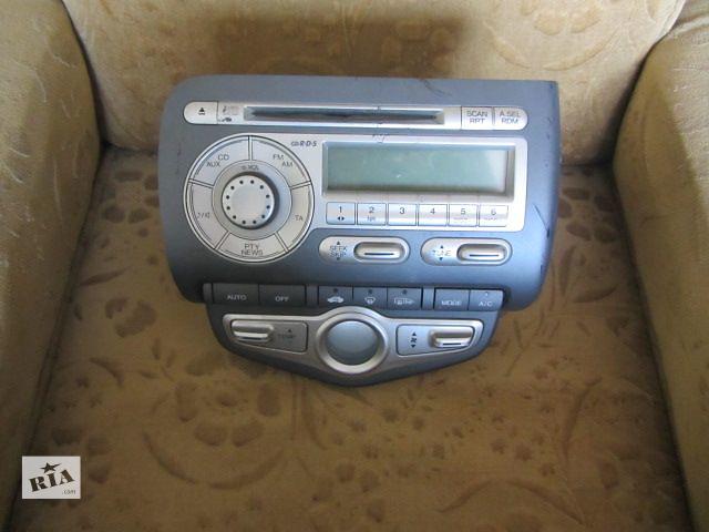 бу Б/у радио и аудиооборудование/динамики для хэтчбека Honda Jazz 2005 в Киеве