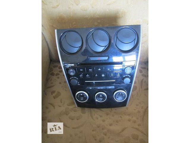 бу Б/у радио и аудиооборудование/динамики для легкового авто Mazda 6 в Киеве