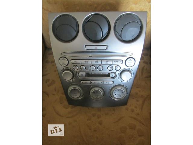 продам Б/у радио и аудиооборудование/динамики для легкового авто Mazda 6 бу в Киеве