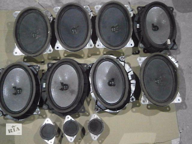 бу Б/у радио и аудиооборудование/динамики для легкового авто Toyota Camry 40 в Луцке