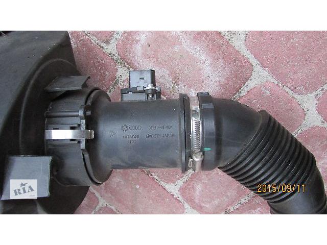 купить бу Б/у расходомер воздуха 059906461K для легкового авто Audi A6 2006 в Тячеве