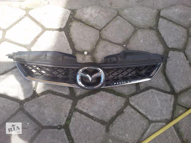 бу Б/у решётка радиатора для 2005-10 год б.у оригинал Mazda 5 2007 в Броварах