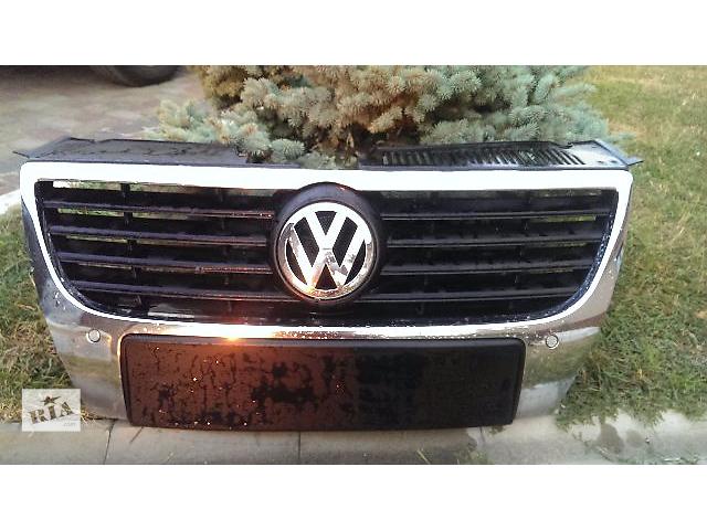 Б/у решётка радиатора для легкового авто Volkswagen B6 2008- объявление о продаже  в Ровно