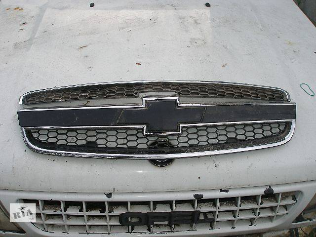 б/у  Решётка радиатора Легковой Chevrolet Captiva- объявление о продаже  в Днепре (Днепропетровске)