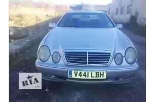 б/у Решётка радиатора Mercedes CLK-Class