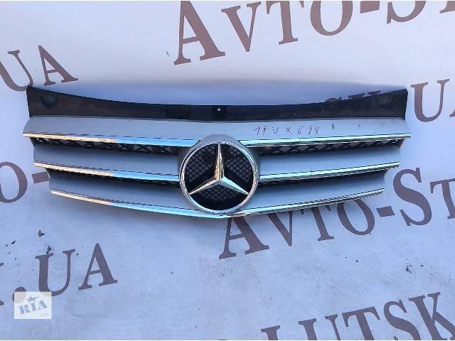 б/у Решётка радиатора Mercedes Vito 639 Viano 2010-14- объявление о продаже  в Луцке