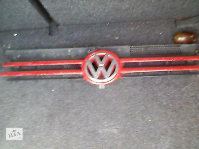 бу Б/у решітка радіатора для легкового авто Volkswagen Golf VI в Ивано-Франковске