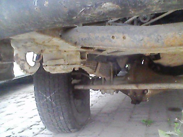 купить бу Б/у ресора для легкового авто УАЗ 3303 1992 в Ивано-Франковске