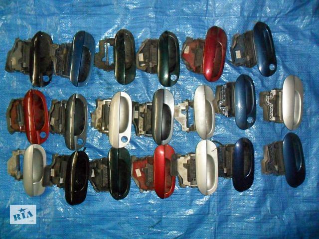 купить бу Б/у ручка двери для легкового авто BMW 5 Series 1999 в Тернополе