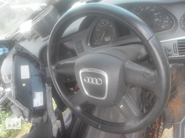 продам Б/у руль для легкового авто Audi A6 2006 бу в Львове