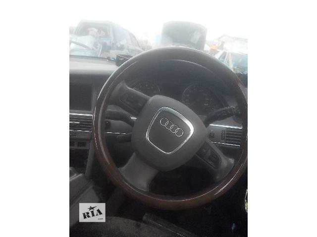 Б/у руль для легкового авто Audi A6 2007- объявление о продаже  в Львове