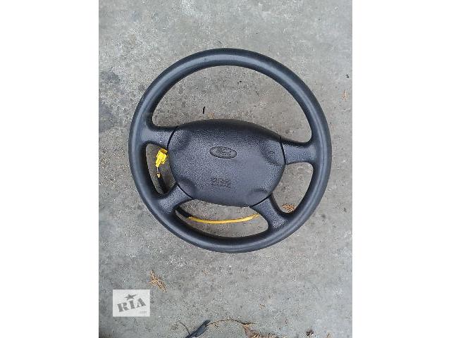 бу Б/у руль для легкового авто Ford Escort 1999 в Бучаче