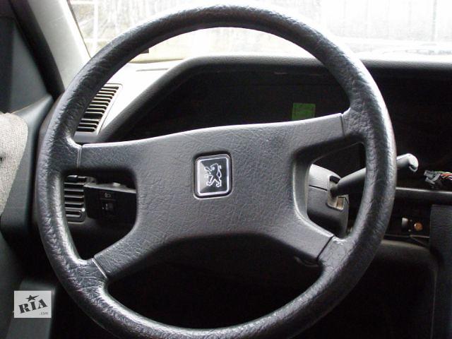 бу Б/у руль для легкового авто Peugeot 605 в Новой Каховке