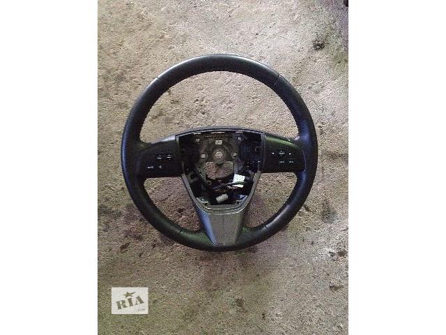 купить бу Б/у руль для седана Mazda 3 2010 в Ровно